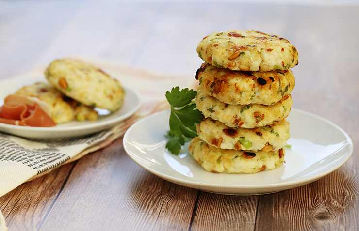 Parmesan Halibut Cakes | Alaska Home Pack
